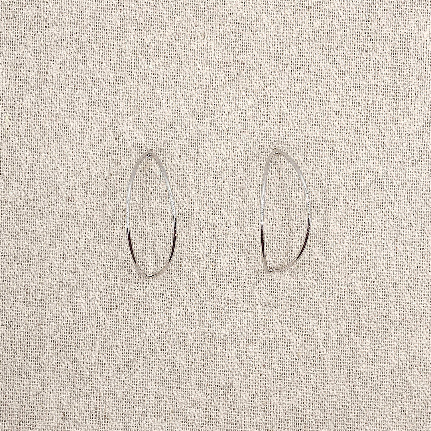 Lulet Silver Earrings