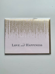 'Love and Happiness' Card