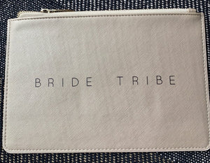 Bride Tribe Hold Everything Pouch