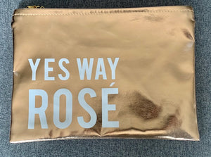 'Yes Way Rose' Pouch