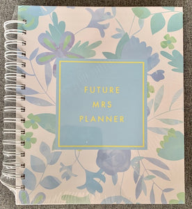 Future Mrs Planner- Blue