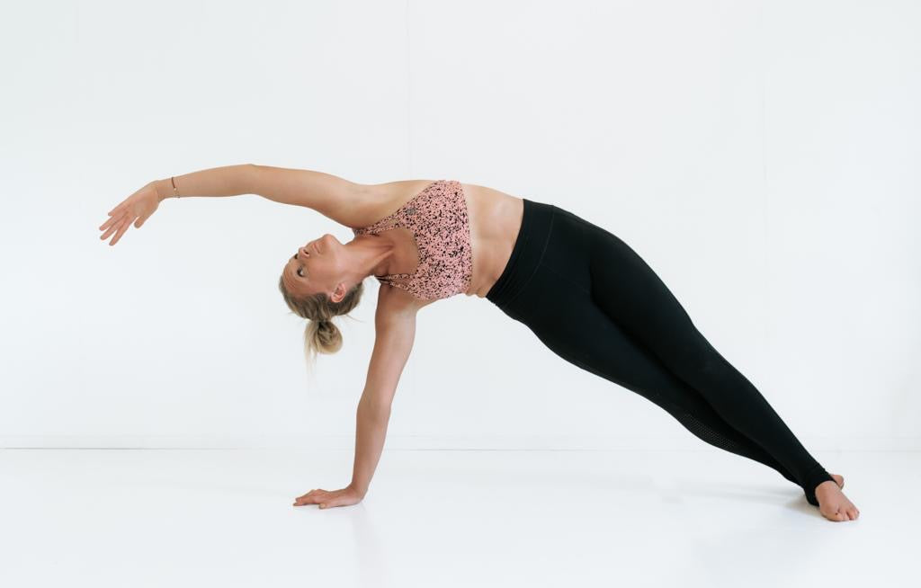 Why Pilates is good for you with Chloe