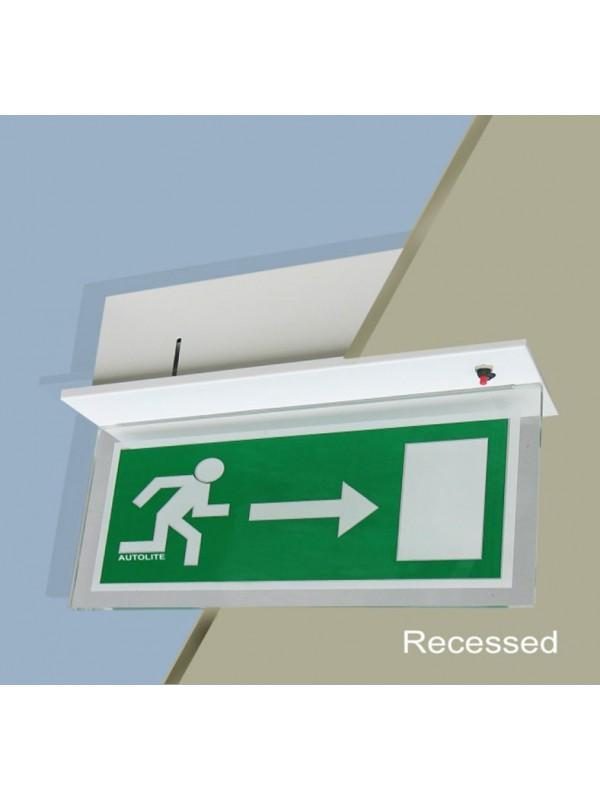 CFL Type Exit Light