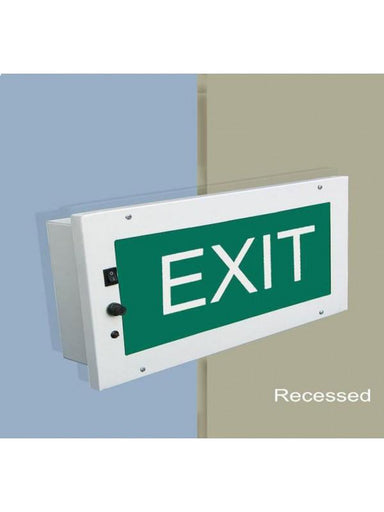 Hospitals/ Airport Series Exit Light