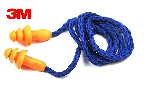3M corded Reusable Earplugs 1270