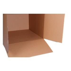 12L x 9.8W x 7.9H Multi Depth Cut Boxes 5 Ply