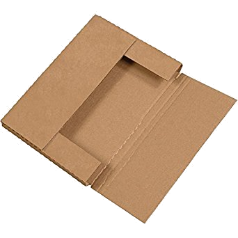 10L x 8W x 4H Easy Fold Mailer Single Wall - 3 Ply
