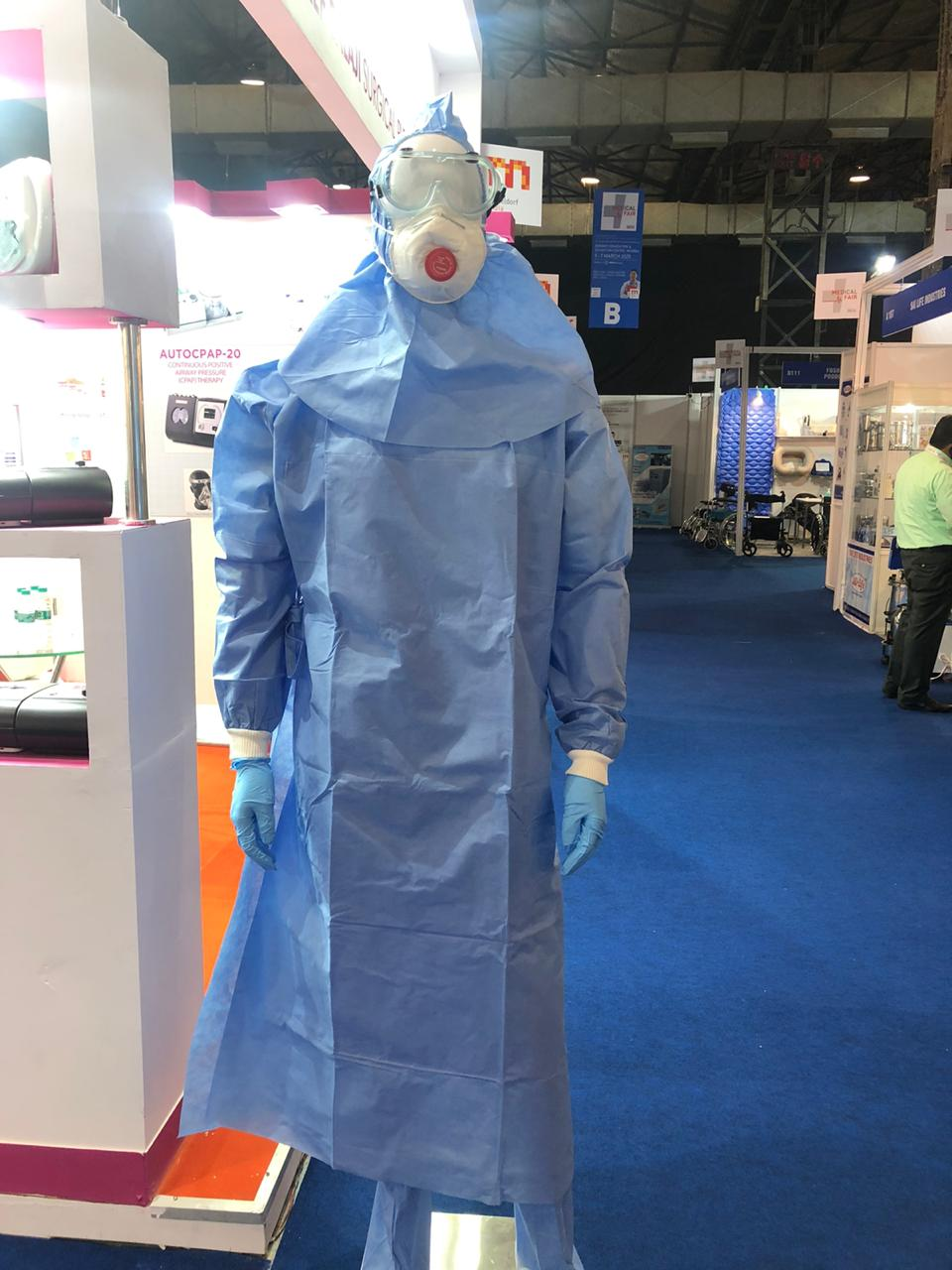 Personal Protection Suit