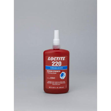 Loctite 220 Threadlocker Blue 250 mL Bottle