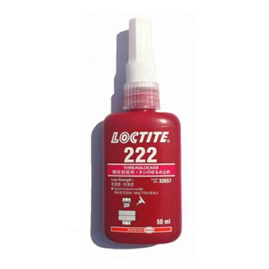 Loctite 222 Threadlocking Adhesive 50 ml
