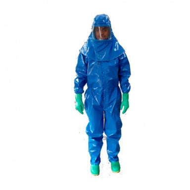 Seam sealed Chemguard Suit