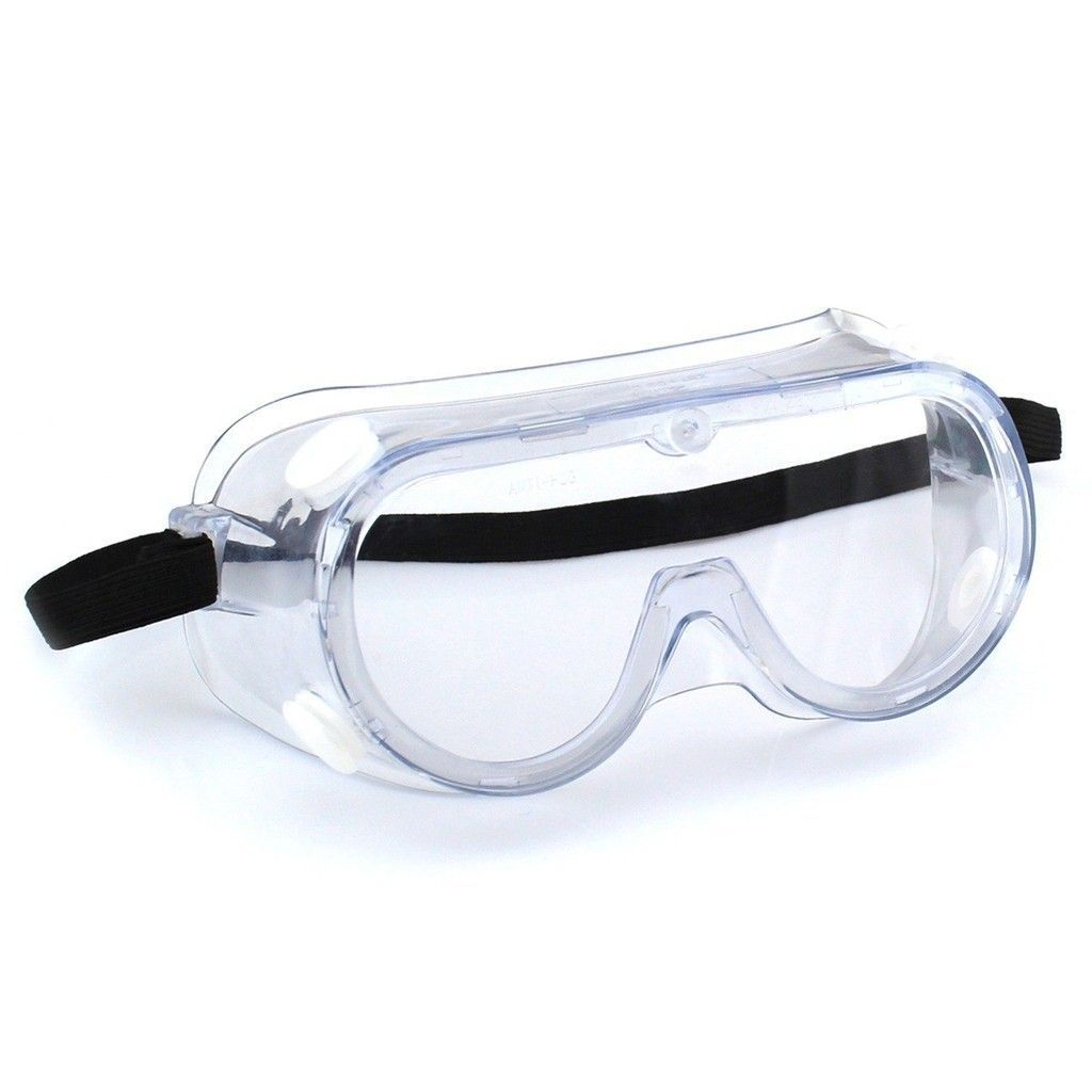 3M 1621 Chemical Splash Goggles (PACK OF 10)