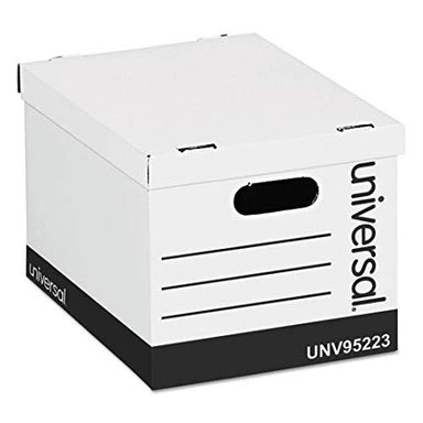 Storage white File Box