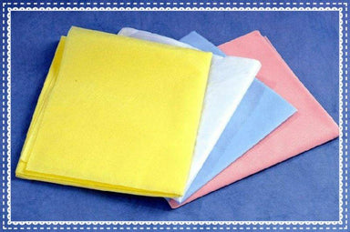 Disposable plastic sheets for Bed pack of 50