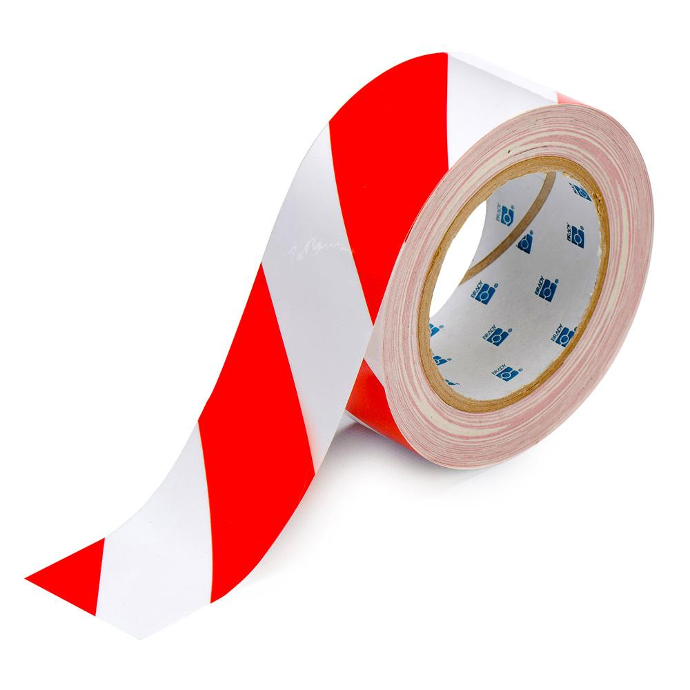 Red Diagonal Tape