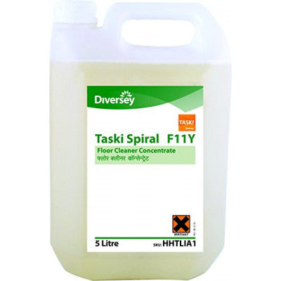Floor Cleaner TASKI Spiral Room Care (Pack Size - 2x5 ltr)