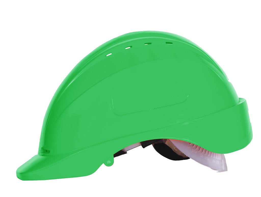 ABS Industrial Helmet [Without Ratchet] (Pack of 10)