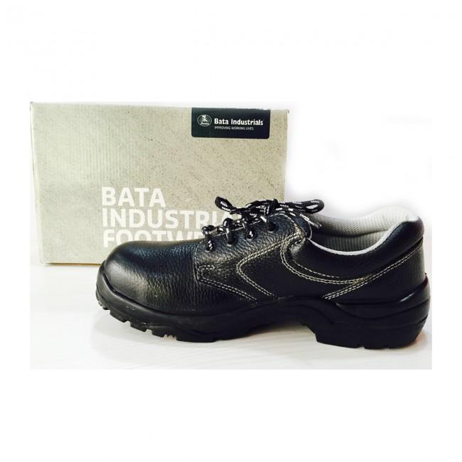 Bata Bora Derby Low Ankle Safety Shoes