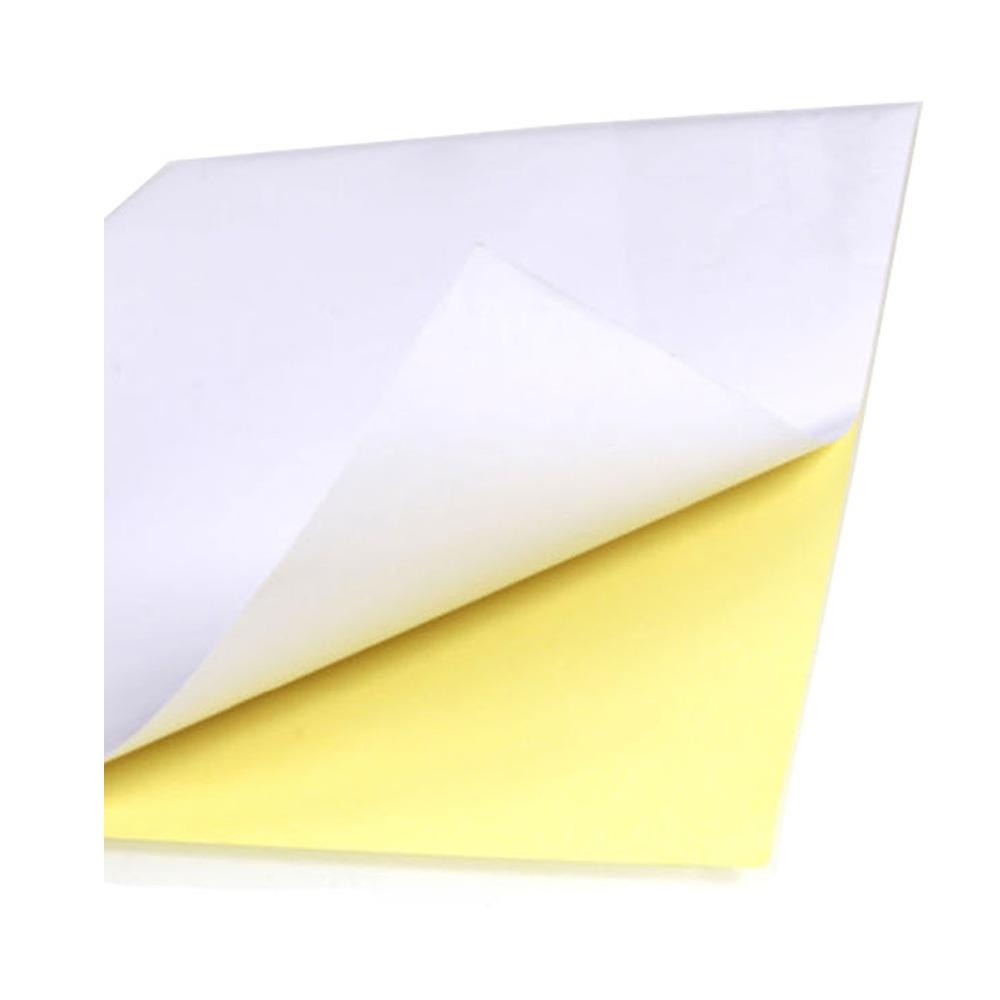 A4 Sticker Paper Sheet - 500 Sheets (one rim)