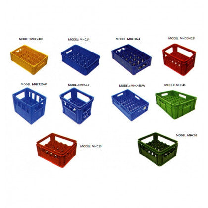 Bottle Crates for soft drinks and liquor bottles-(Per pack-1)
