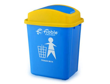 Plastic swing dustbin 30Ltr