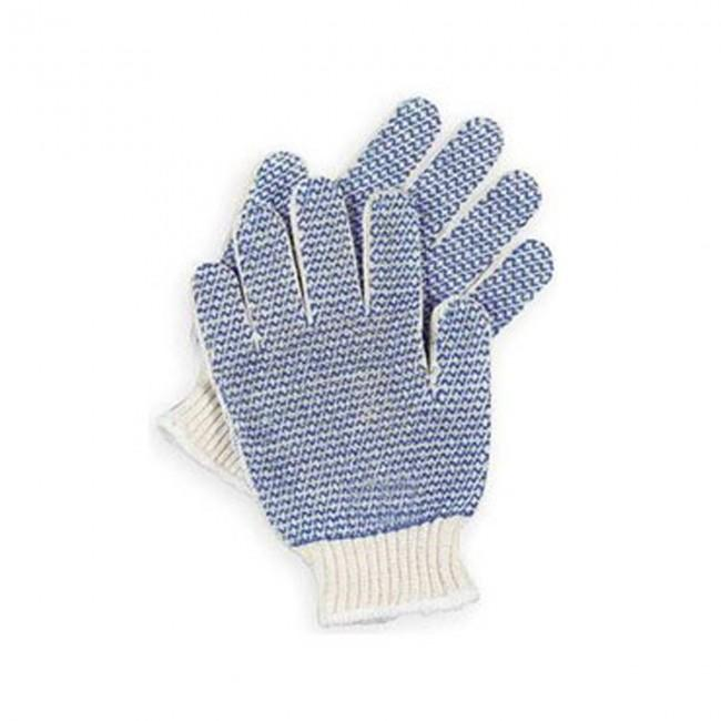 Cotton Knitted Dotted Hand Gloves (PACK OF 10)