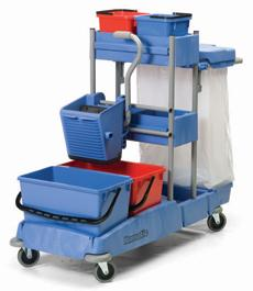 Servoclean Trolleys