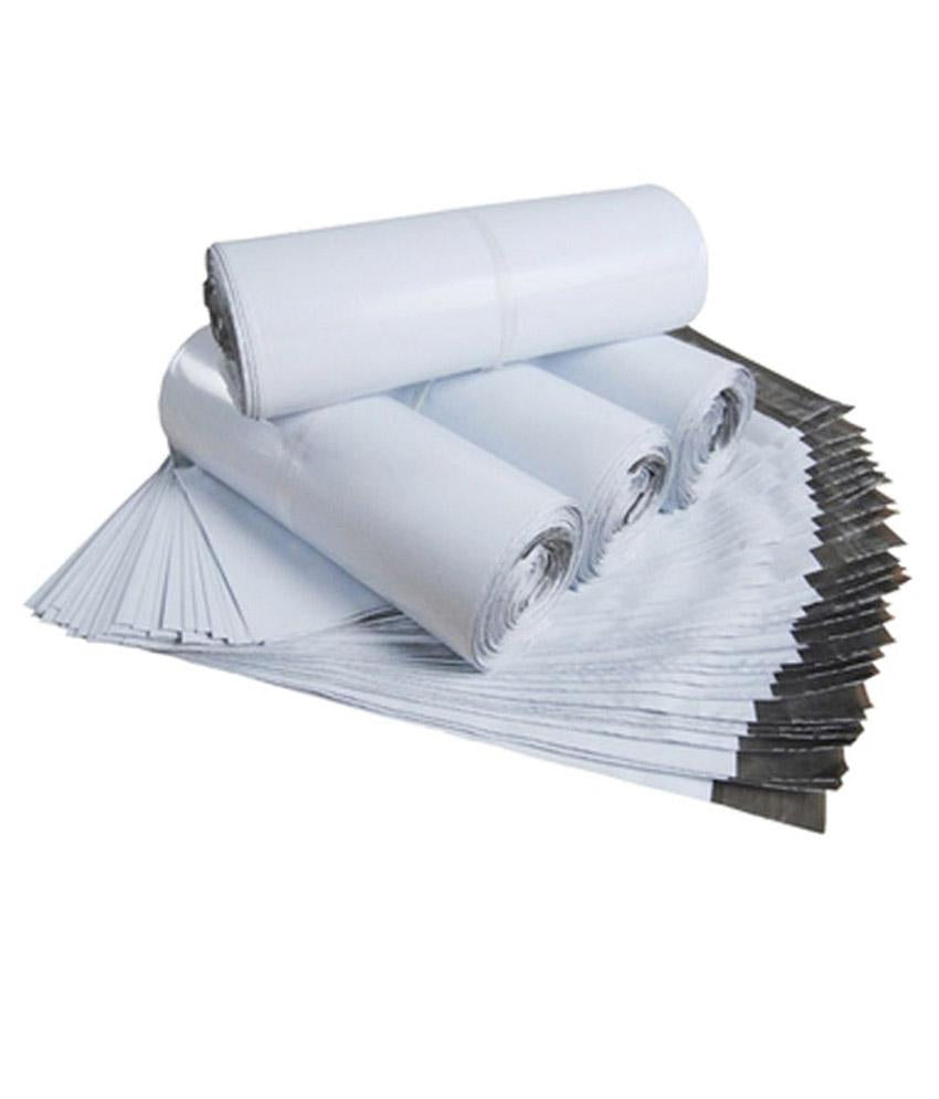 Plastic Mailing Envelopes (Pack of 500)