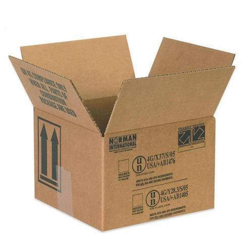 3 Ply print and lamination Corrugated box (Pack of 500 )