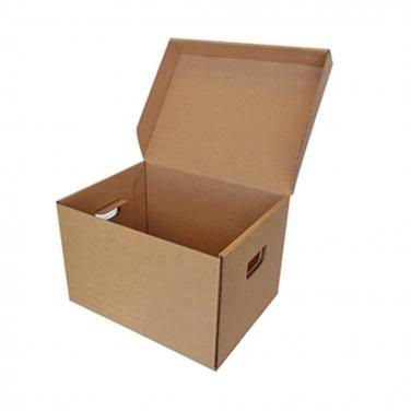 Plan Corrugated box