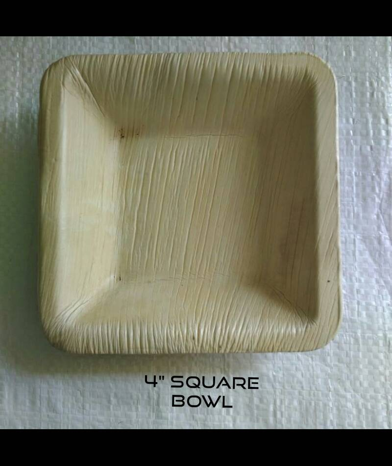 Square Bowl (pack of 200)