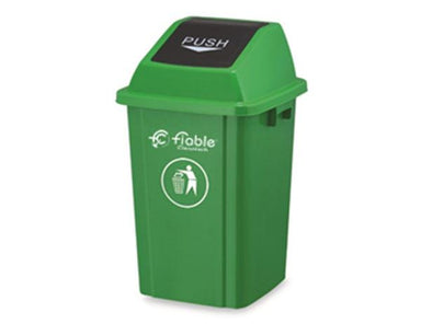 Plastic Swing Dustbin