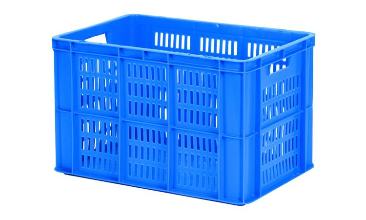 Stackable Plastic Crates 540 X 360