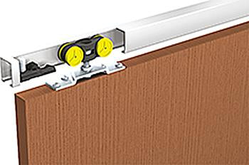 Sliding System for Partition Doors