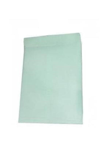 Green cloth envelope