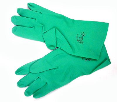 Nitrile chemical hand  gloves (400 Piece)