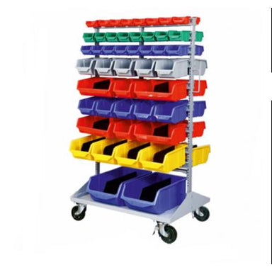Double sided trolley T