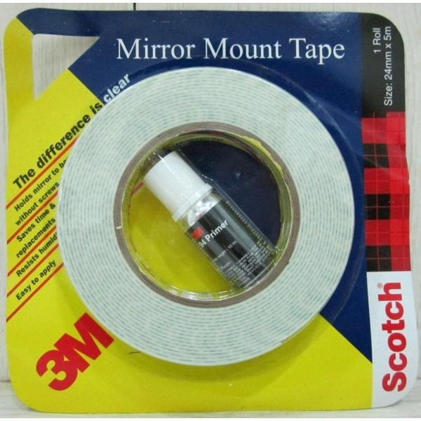 3M Mirror Mount /glass mount