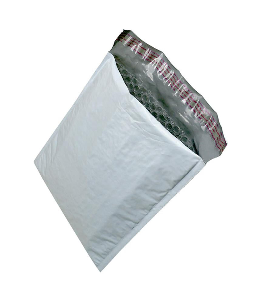 Tamper proof bags with bubble wrap