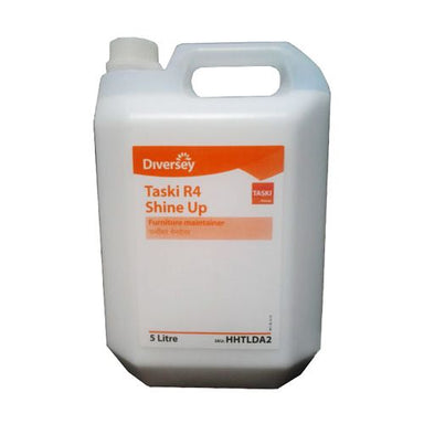 TASKI R-4 Shine up Furniture Maintainer Cleaners (Pack Size - 2 x 5 ltr)