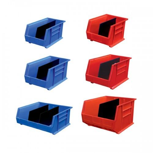 R Bins Vertical Partition (PACK OF 10)