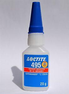 Loctite 495 Bottle Instant Adhesive 20 gm