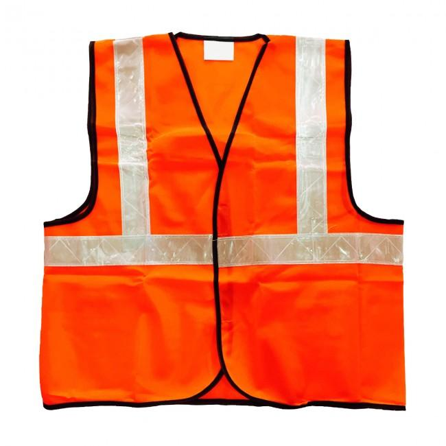 High Visibility Reflective Jacket -2 (PACK OF 12)