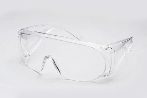 ASL  06 clear  goggles pack of 10
