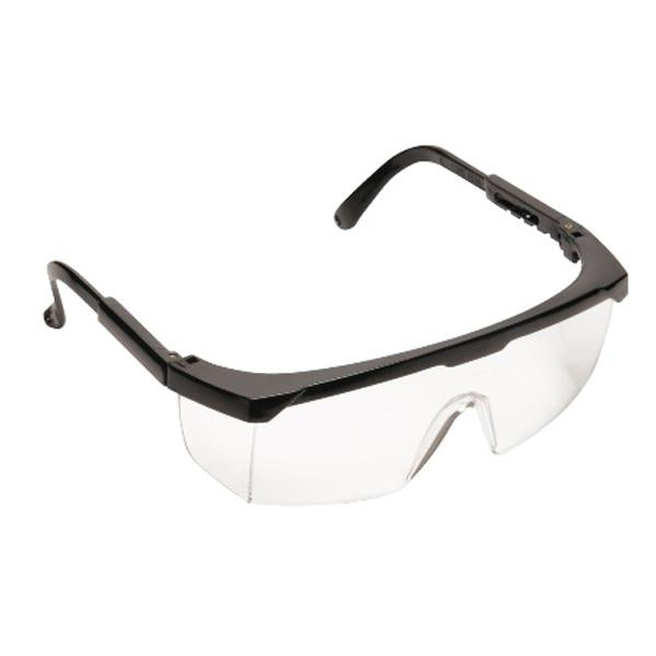 ES 102 Clear Punk Type goggle ordinary (pack of 5)