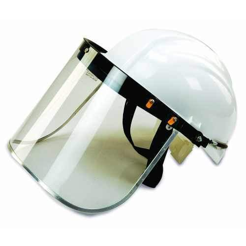 Face Shield FC 58 Clear polycarbonate lens with A3 carrier