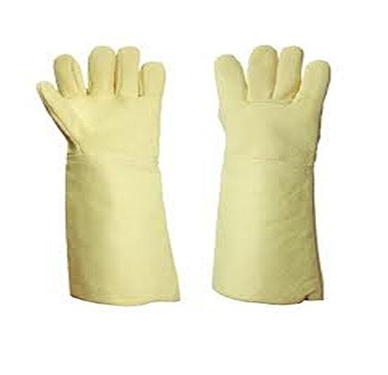 Full Kevlar/Para Aramid Hand gloves (PACK 25 PAIR)