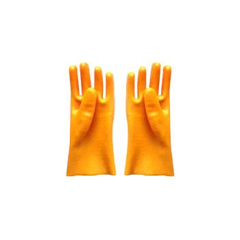 PVC unsupported handgloves