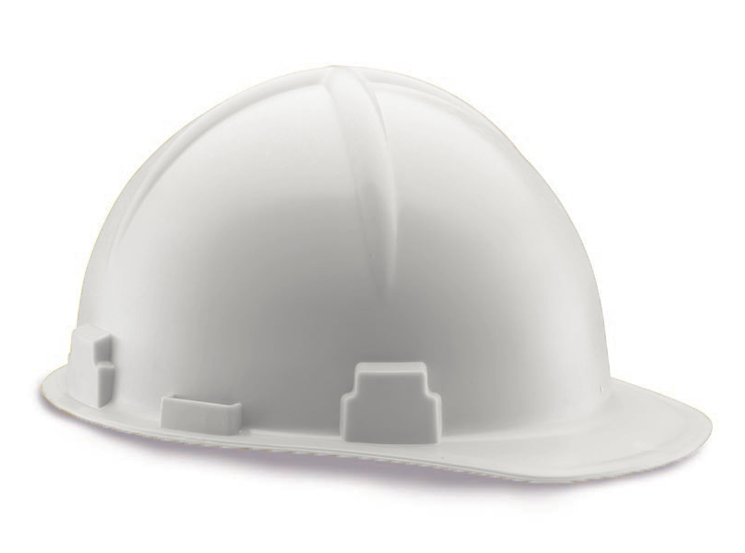 Thermoguard - Frp Helmets - Four Point Textile Suspension With Slip Fit Adjustment