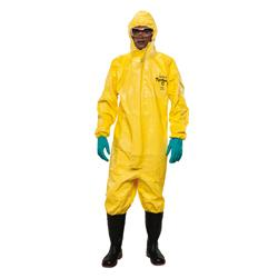 Tyvek Chemical suit